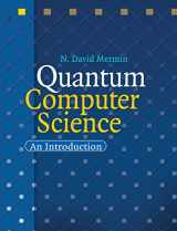 9780521876582-0521876583-Quantum Computer Science: An Introduction