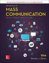 9781260092363-1260092364-Introduction to Mass Communication: Media Literacy and Culture 10th Edition