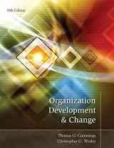 9781133190455-1133190456-Organization Development and Change