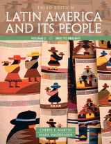 9780205054688-0205054684-Latin America and Its People, Volume 2 (3rd Edition)
