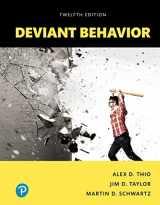 9780134627090-0134627091-Deviant Behavior, Books a la Carte (12th Edition)