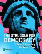 9780134571706-0134571703-The Struggle for Democracy, 2016 Presdential Election Edition