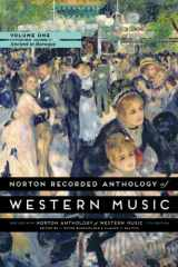 9780393936872-0393936872-Norton Recorded Anthology of Western Music (Seventh Edition) (Vol. 1: Ancient to Baroque)