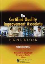 9780873898904-0873898907-The Certified Quality Improvement Associate Handbook, Third Edition