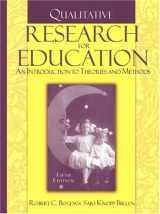 9780205482931-0205482937-Qualitative Research for Education: An Introduction to Theories and Methods, Fifth Edition