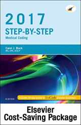 9780323497176-0323497179-Step-by-Step Medical Coding, 2017 Edition – Text and Workbook Package