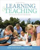 9780132179348-0132179342-Learning and Teaching: Research-Based Methods (Myeducationlab)