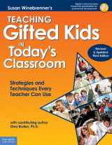 9781575423951-1575423952-Teaching Gifted Kids in Today's Classroom: Strategies and Techniques Every Teacher Can Use
