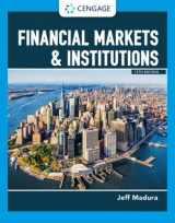 9780357130797-0357130790-Financial Markets & Institutions (MindTap Course List)