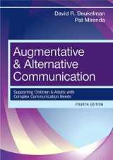 9781598571967-1598571966-Augmentative and Alternative Communication: Supporting Children and Adults with Complex Communication Needs