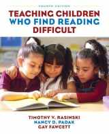 9780132337182-0132337185-Teaching Children Who Find Reading Difficult