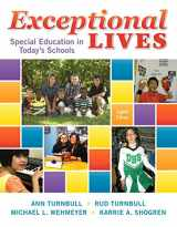 9780133589344-013358934X-Exceptional Lives: Special Education in Today's Schools, Enhanced Pearson eText with Loose-Leaf Version -- Access Card Package (8th Edition)