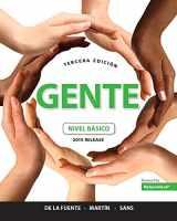 9780134040264-0134040260-Gente: nivel básico, 2015 Release (3rd Edition)