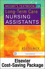 9780323353809-0323353800-Mosby's Textbook for Long-Term Care Nursing Assistants - Text and Workbook Package