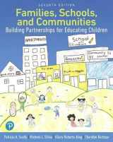9780134747811-013474781X-Families, Schools, and Communities: Building Partnerships for Educating Children