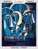 9781337494151-1337494151-Bundle: Criminology: Theories, Patterns and Typologies, Loose-Leaf Version, 13th + MindTap Criminal Justice, 1 term (6 months) Printed Access Card