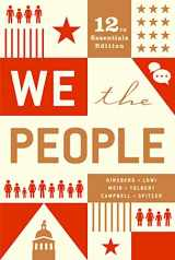 9780393664645-0393664643-We The People: an introduction to American politics. 12th Essentials Edition. (Textbook Only)