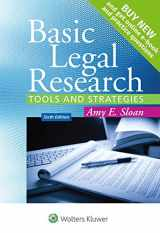 9781454850403-145485040X-Basic Legal Research: Tools and Strategies [Connected Casebook] (Aspen Coursebook)