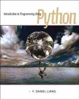 9780133050554-0133050556-Introduction to Programming Using Python plus MyLab Programming with Pearson eText -- Access Card