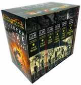 9789123538089-9123538082-Cassandra Clare The Mortal Instruments 7 Books Collection Set (City of Bones, City of Ashes, City Glass, City of Lost Soul, City of Fallen Angels, City of Heavenly Fire & The Shadowhunter's Codex))