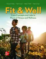 9781260261301-1260261301-LooseLeaf for Fit & Well: Core Concepts and Labs in Physical Fitness and Wellness