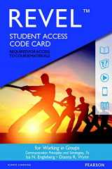 9780134402321-0134402324-Revel for Working in Groups: Communication Principles and Strategies -- Access Card