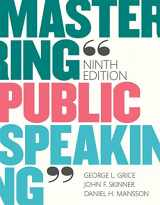 9780133753837-0133753832-Mastering Public Speaking (9th Edition)