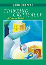 9780618348824-0618348824-Thinking Critically: A Concise Guide