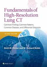 9781496389923-1496389921-Fundamentals of High-Resolution Lung CT: Common Findings, Common Patterns, Common Diseases and Differential Diagnosis (Pocket Notebook)
