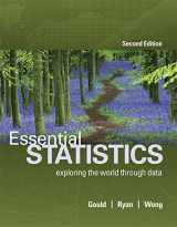 9780134466019-0134466012-Essential Statistics Plus MyLab Statistics with Pearson eText -- Access Card Package (2nd Edition)
