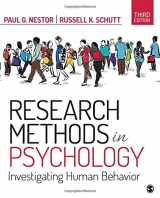 9781544323770-1544323778-Research Methods in Psychology: Investigating Human Behavior