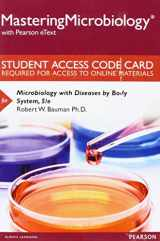 9780134618470-0134618475-Mastering Microbiology with Pearson eText -- Standalone Access Card -- for Microbiology with Diseases by Body System (5th Edition)