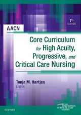 9781455710652-1455710652-AACN Core Curriculum for High Acuity, Progressive, and Critical Care Nursing