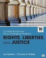 9781506380308-1506380301-Constitutional Law for a Changing America: Rights, Liberties, and Justice