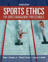 9781284171303-1284171302-Sports Ethics for Sports Management Professionals