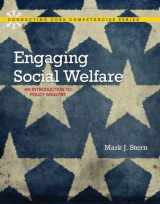 9780133909098-0133909093-Engaging Social Welfare: An Introduction to Policy Analysis with Enhanced Pearson eText -- Access Card Package