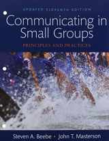 9780133973525-0133973522-Communicating in Small Groups: Principles and Practices, Updated Edition -- Books a la Carte (11th Edition)