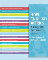 9780205032280-0205032281-How English Works: A Linguistic Introduction (3rd Edition)
