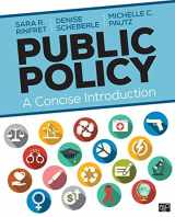 9781506329710-1506329713-Public Policy: A Concise Introduction