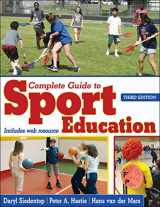 9781492562511-1492562513-Complete Guide to Sport Education