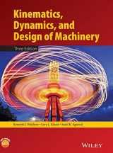 9781118933282-1118933281-Kinematics, Dynamics, and Design of Machinery