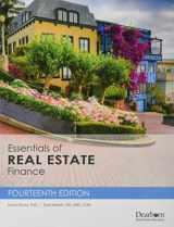 9781475428391-1475428391-Essentials of Real Estate Finance