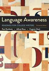 9781319056308-131905630X-Language Awareness: Readings for College Writers
