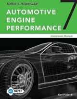 9781305958289-1305958284-Today's Technician: Automotive Engine Performance, Classroom and Shop Manuals, Spiral bound Version