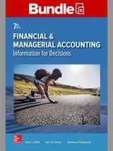 9781260088694-1260088693-GEN COMBO LOOSELEAF FINANCIAL AND MANAGERIAL ACCOUNTING; CONNECT ACCESS CARD