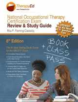 9780990416258-0990416259-National Occupational Therapy Certification Exam Review and Study Guide 8th Edition With Online Access Code