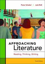 9781457688034-1457688034-Approaching Literature: Reading + Thinking + Writing