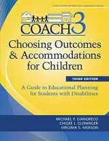 9781598571875-1598571877-Choosing Outcomes and Accomodations for Children (COACH): A Guide to Educational Planning for Students with Disabilities, Third Edition
