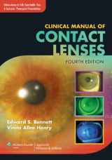 9781451175325-1451175329-Clinical Manual of Contact Lenses