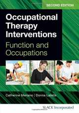 9781617110559-1617110558-Occupational Therapy Interventions (Function and Occupations)